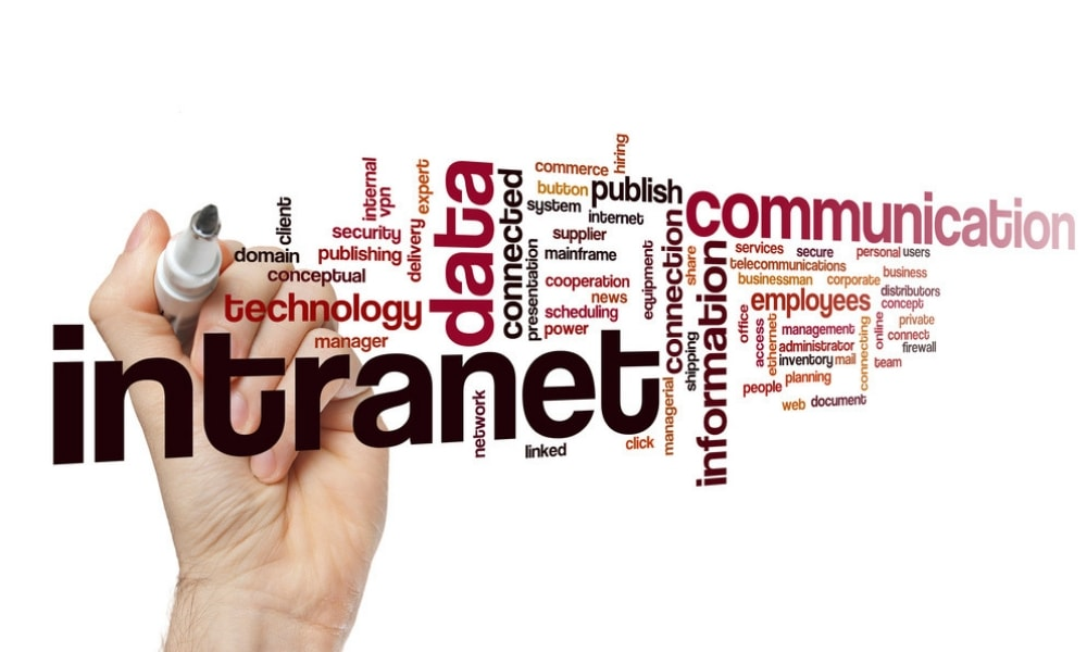 difference between internet and intranet