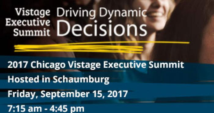 Vistage Executive Summit, Sep 15, 2017