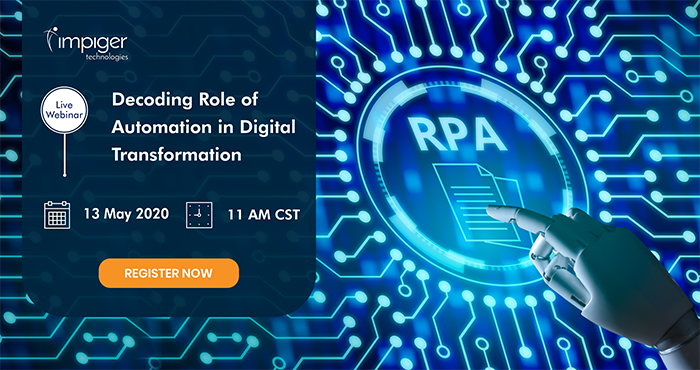 Decoding Role of Automation in Digital Transformation