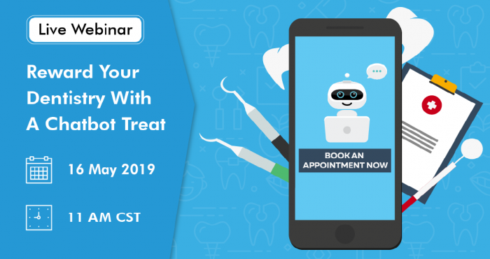 Reward Your Dentistry With A Chatbot Treat