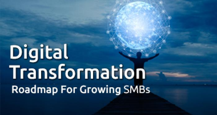 Digital Transformation: Roadmap For Growing SMBs