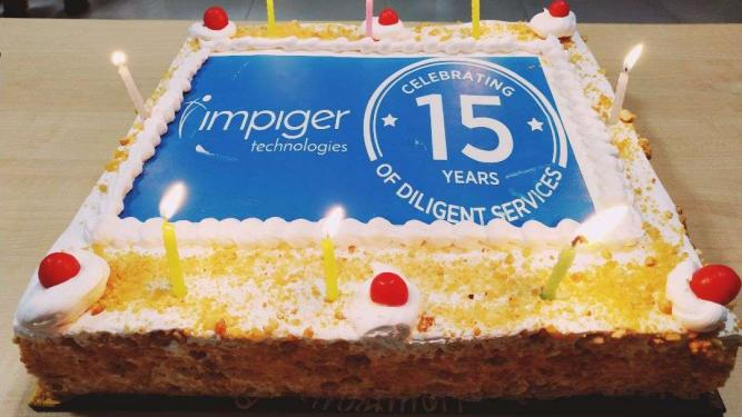 15 years of impiger