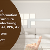 Digital Transformation For Furniture Manufacturing With AI, RPA, AR
